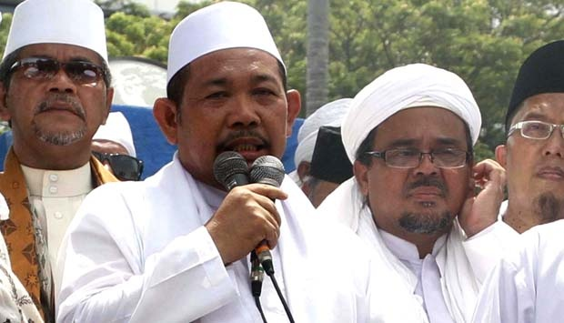 Apa Kabar Gubernur Tandingan dari FPI yang Mau Gantikan Ahok?