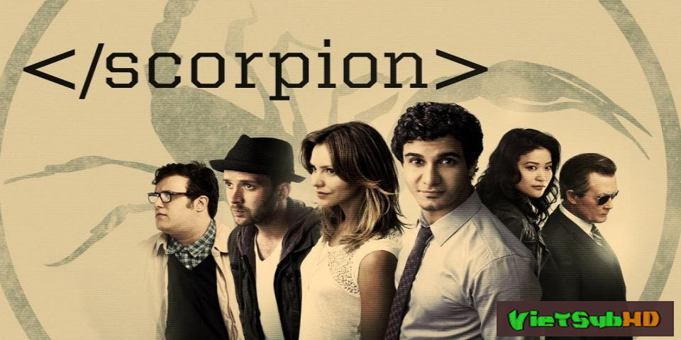 Phim Bọ Cạp (phần 3) Tập 13 VietSub HD   Scorpion (season 3) 2016