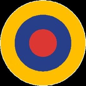VENEZUELA ESCARAPELA DE MOLDE Y PINTURA 1924 nacional ceo dir 119 cucarda insignia