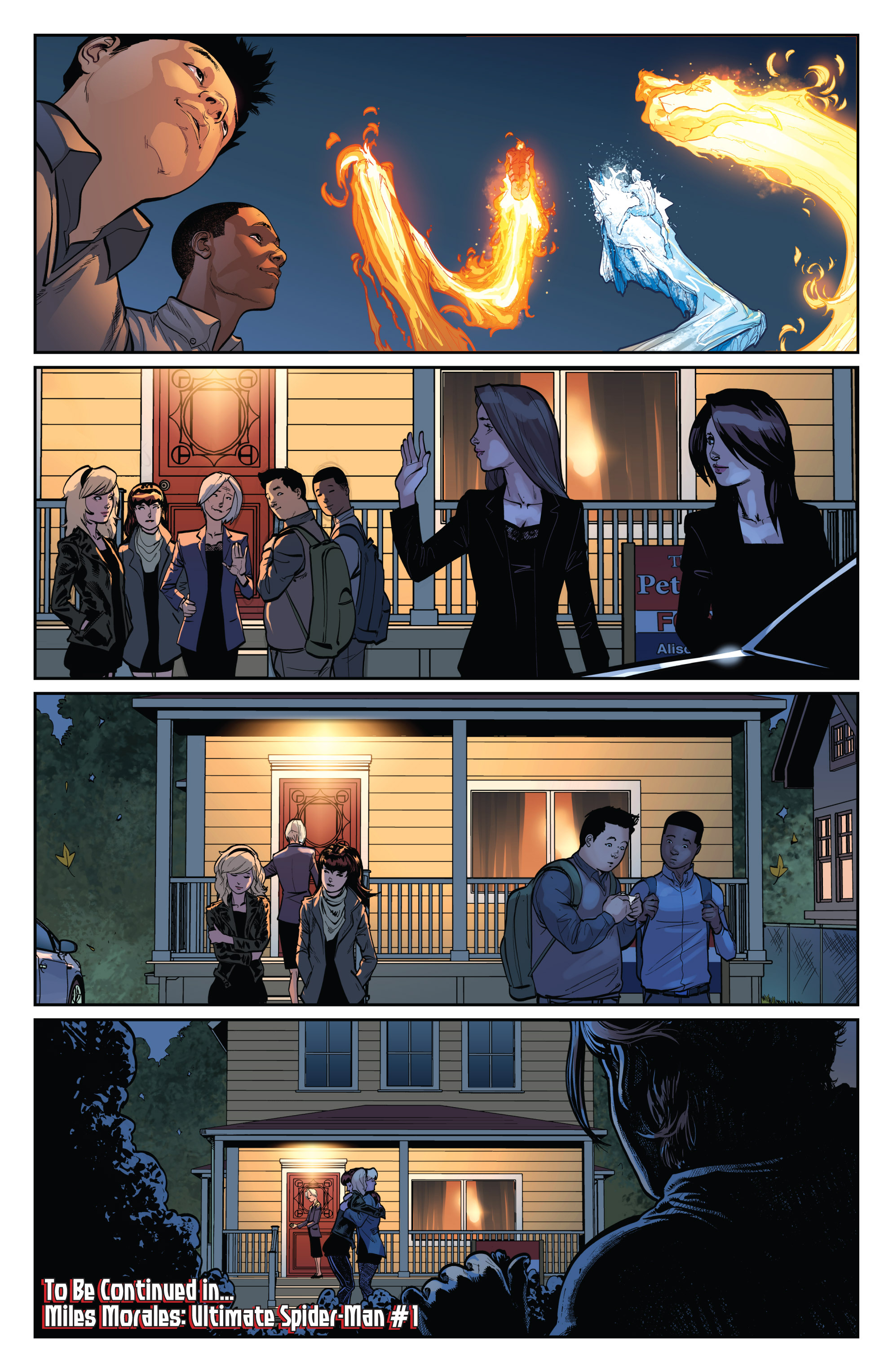 Read online Ultimate Comics Spider-Man (2011) comic -  Issue #200 - 24