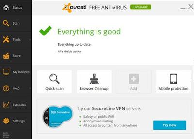 avast free antivirus 2018 كامل