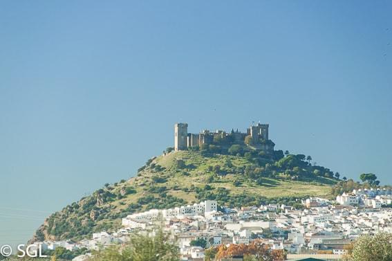 Castillo de Almodovar. Cordoba