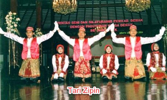 Tari Zipin