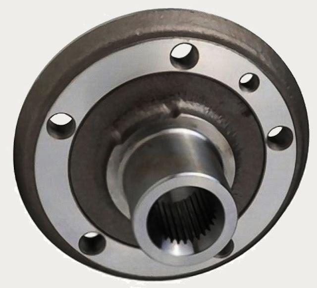 bearing-flange