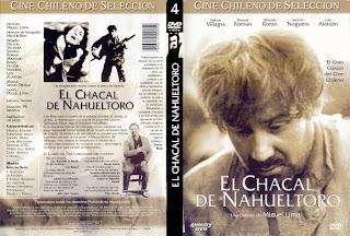 Carátula: El chacal de Nahueltoro 1969