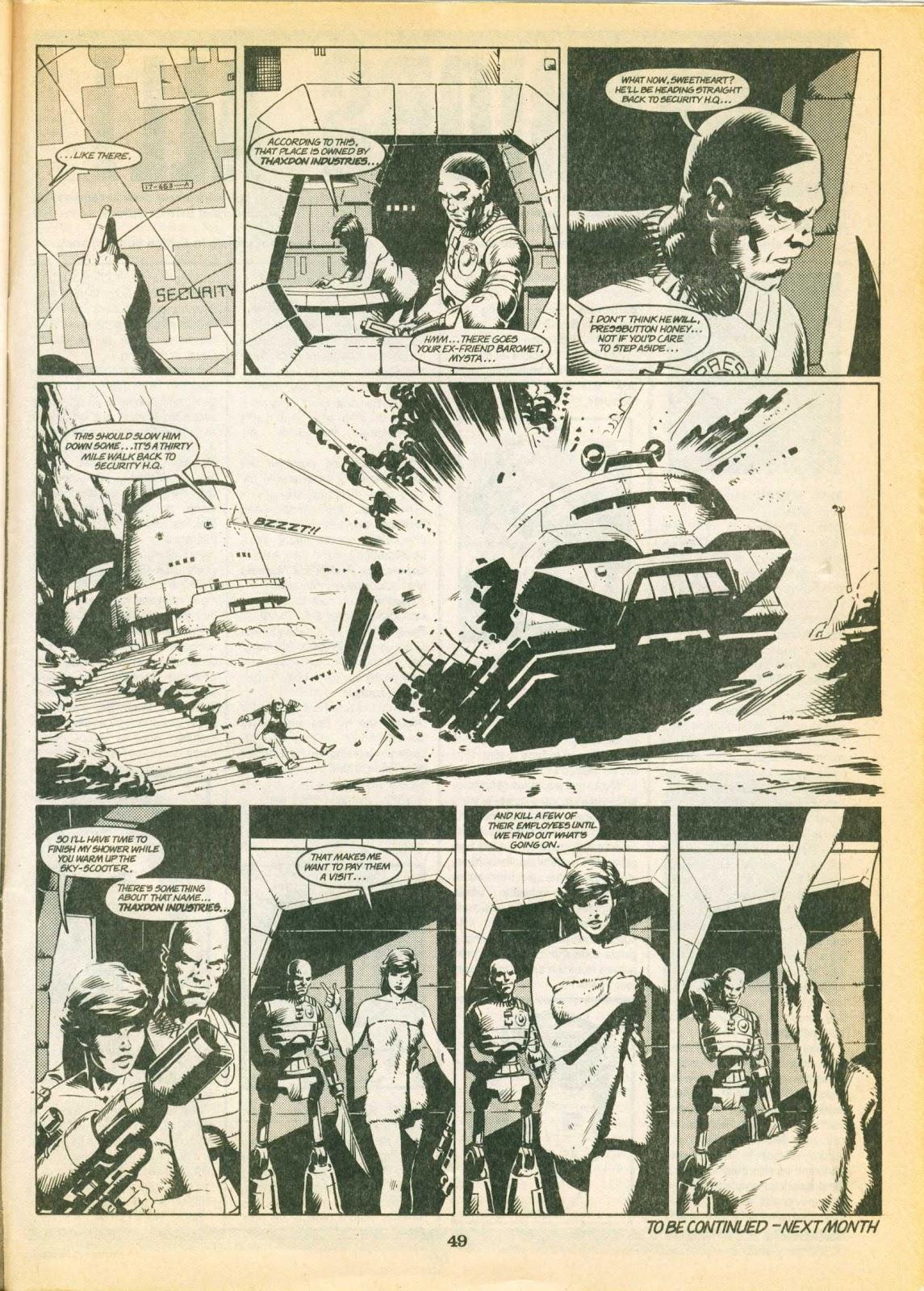 Warrior Issue #1 #2 - English 49
