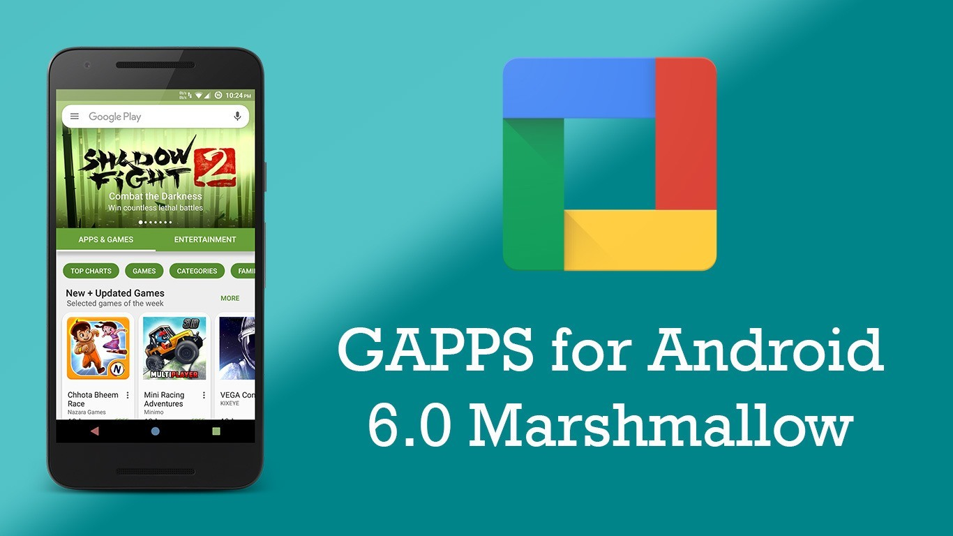 2 download gapps zip file for android 6.0 1 marshmallow