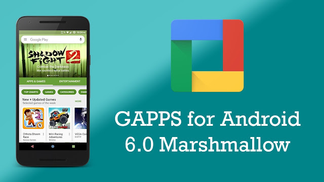 Open GApps Micro for ARM64 Device