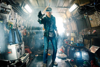 READY PLAYER ONE  - pelicula