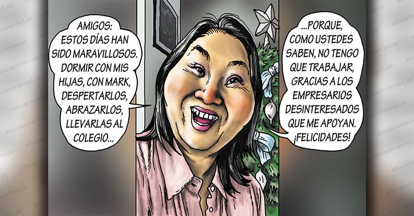 Carlincaturas Viernes 20 Diciembre 2019 - La República