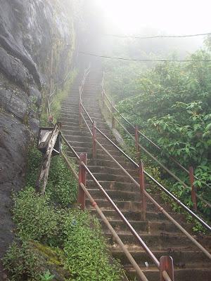 Adam's Peak Sri Pada