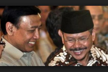"""Banyak Orang Yang Bela HTI, Wiranto Kesal """"Saya Hanya Heran, Kalau Begini Bagaimana?"""""""