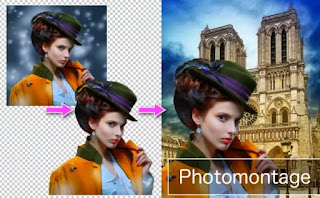 Come modificare sfondo foto con photoshop