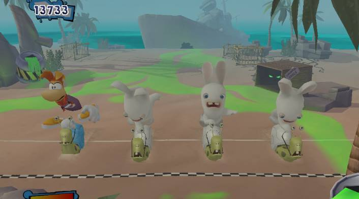 Rayman Raving Rabbids 2 PC Full Español