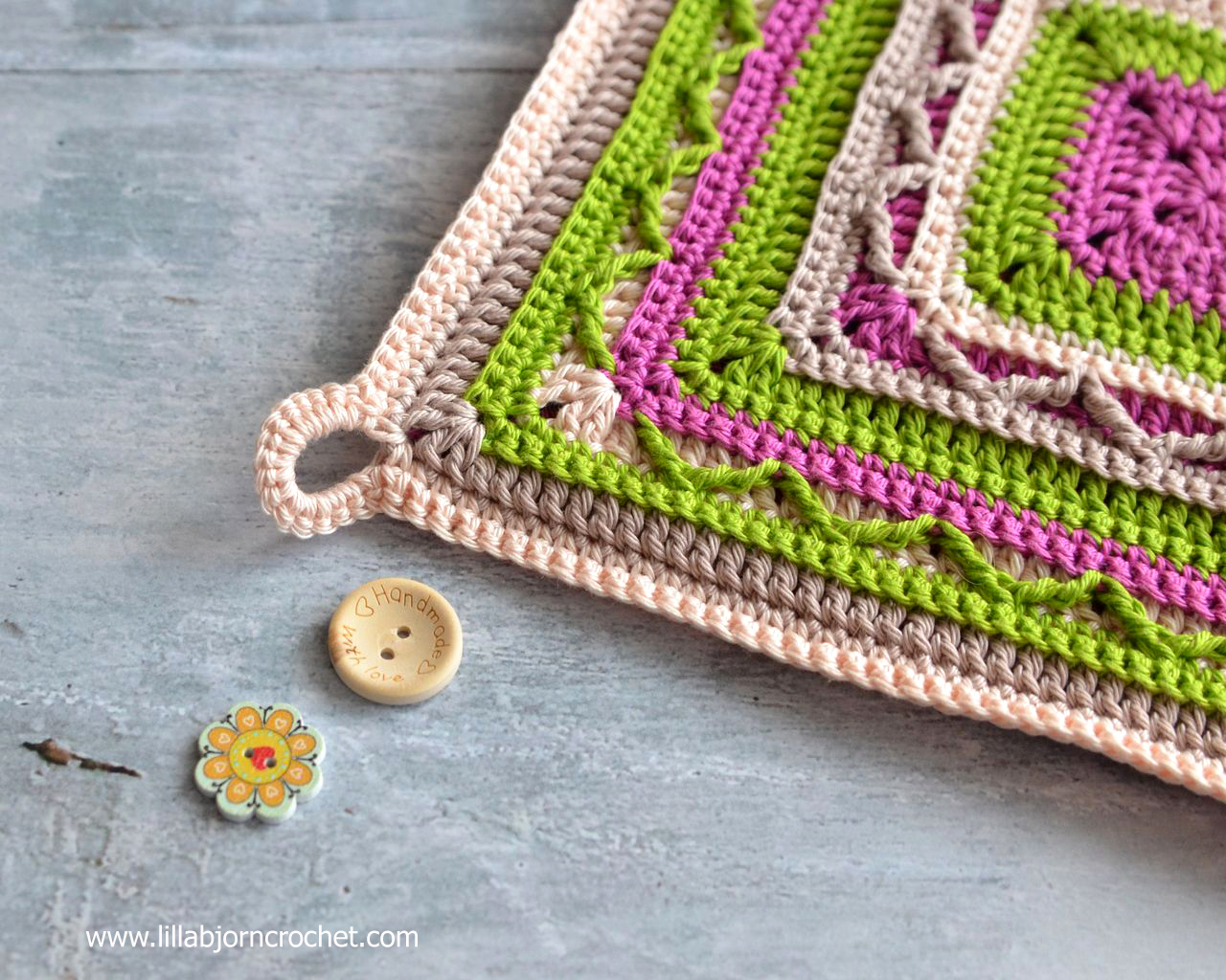 June 2017 | LillaBjörn\'s Crochet World