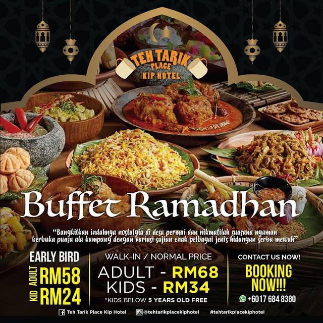 Jom Berbuka Laman Kayangan Shah Alam Malaysian Foodie