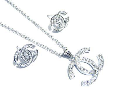Bộ trang sức bạc ta BTS502