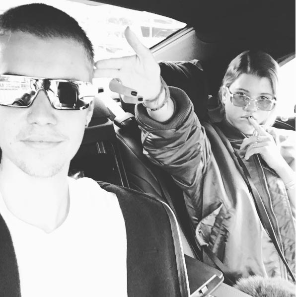 Justin Bieber and Selena Gomez continue ripping into each other on IG
