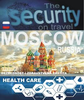 Moskva, bezbednost i zdravstvena zaštita