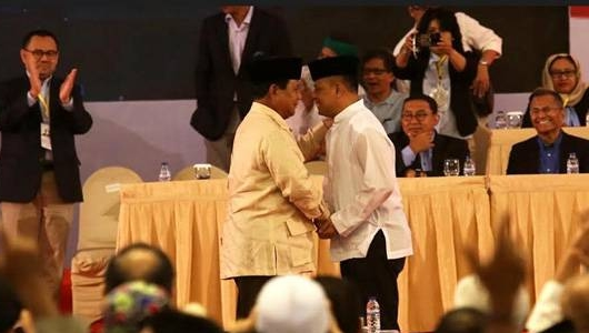 Soal Dukungannya ke Prabowo, Gatot Nurmantyo Angkat Bahu: Saya di Sana Kampanye Gak?