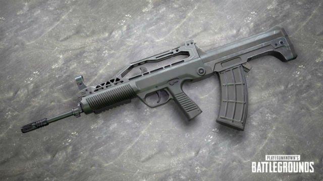 M416 Pubg Gun Drawing Easy