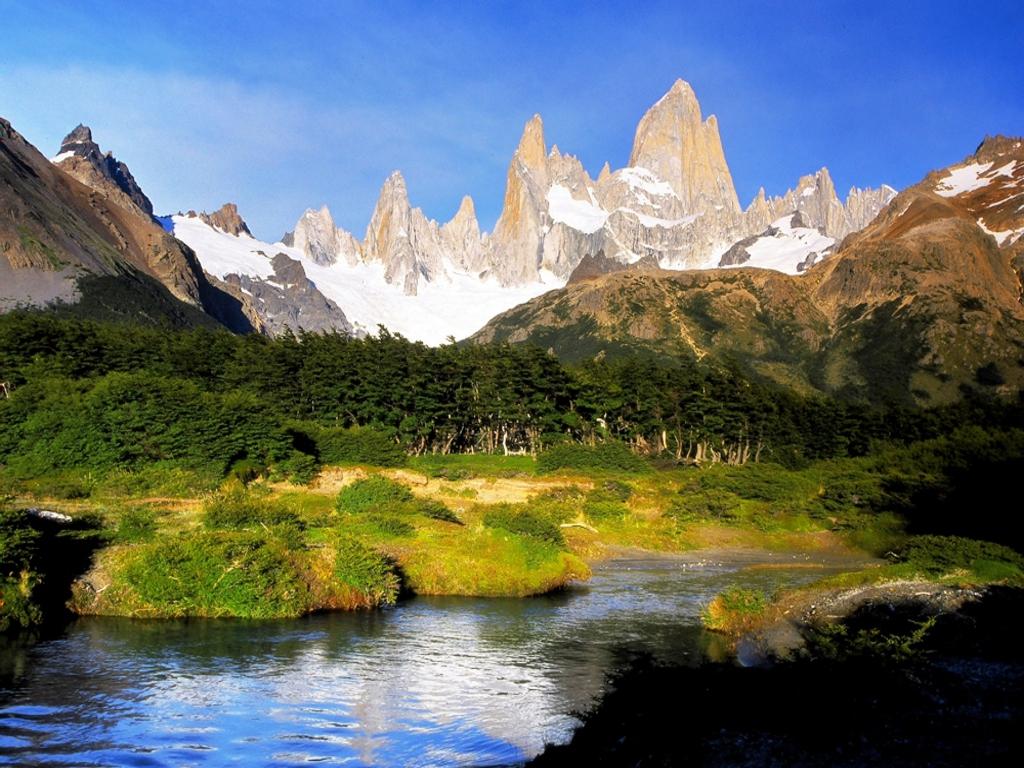 Montañas Nevadas En La Patagonia: Historias, Travesías, Consejos Y Rutas De Y Para Los