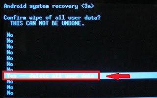 Cara Hard Reset Advan M6 100% Tested