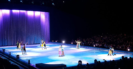 The Baby Bottom Line: Disney on Ice 100 Years of Magic - Post Show!