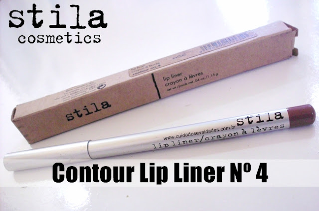 STILA Lip Liner Contour