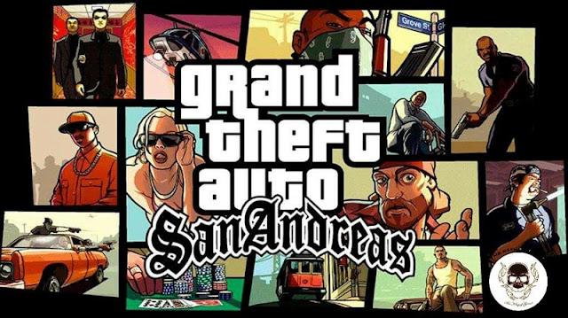 تحميل لعبة Grand Theft Auto : San Andreas للكمبيوتر برابط واحد مباشر