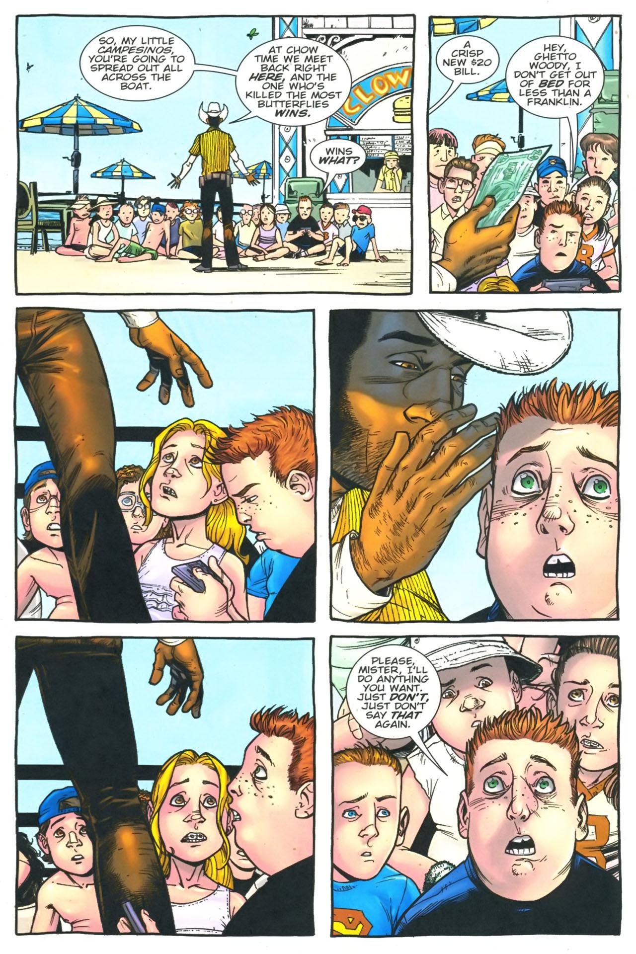 Read online The Exterminators comic -  Issue #24 - 11