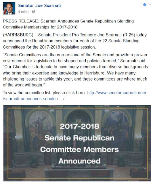http://www.senatorscarnati.com/scarnati-announces-senate-republican-standing-committee-memberships-for-2017-2018/