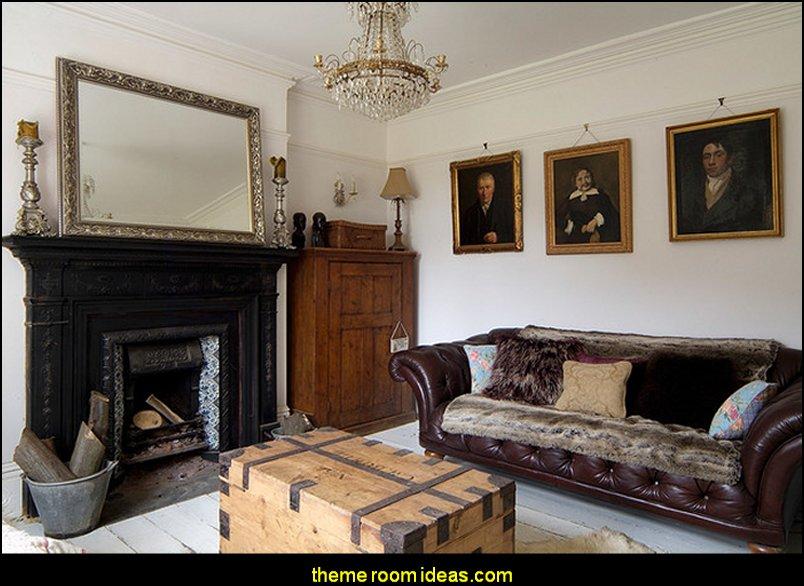 Primitive Americana Decorating Style Folk Art Heartland Decor Rustic Americana Home Decor