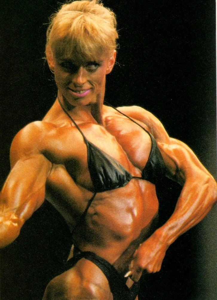 80s Female Muscle September 2014