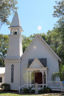 Iglesia en Welaka