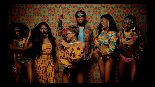 Maleek Berry - Sisi Maria \Video