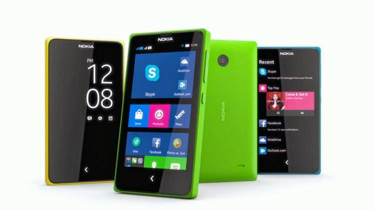 Daftar Harga Nokia Android Terbaru