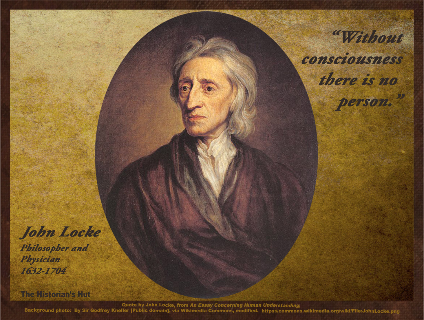 from an essay concerning human understanding - john locke A guide to john locke's essay concerning human understanding by garth kemerling introduction aims and methods the great concernments a simple preview other philosophers.