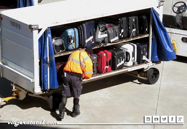 Ryanair - Normas de equipaje de cabina y facturado
