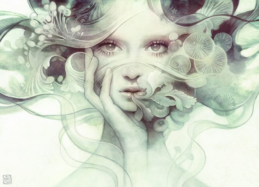 """Spore"" por Anna Dittmann 