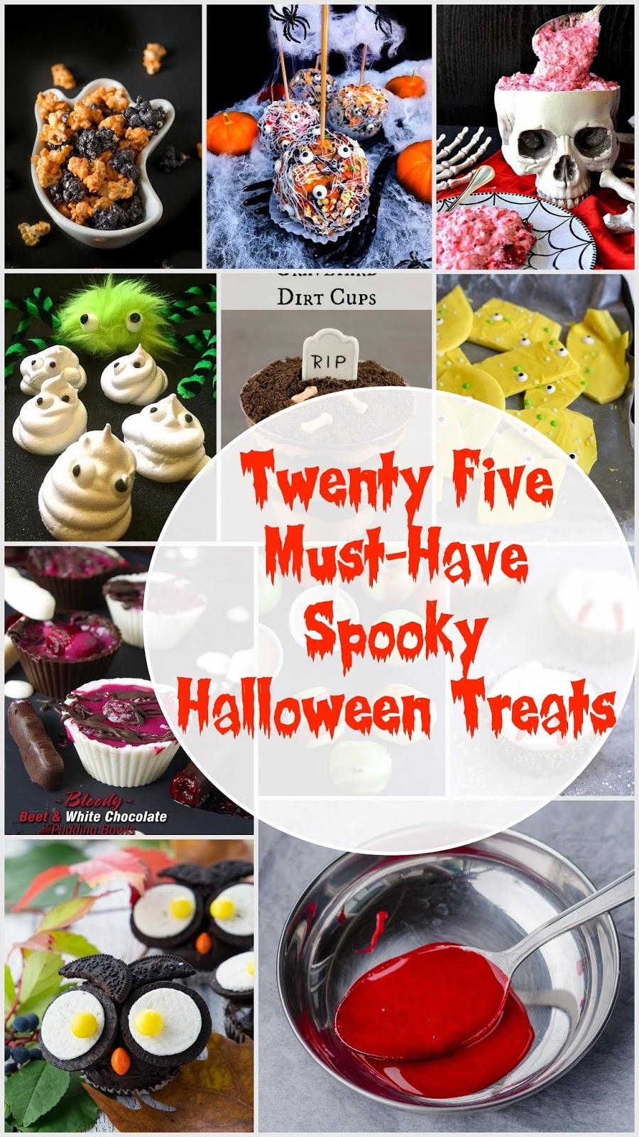 Herbivore Cucina: 25+ Must-Have Spooky Halloween Treats