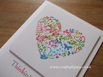 Stampin' Up! classes