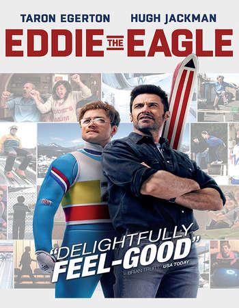 Eddie the Eagle 2016 English 350MB BRRip 720p ESubs HEVC