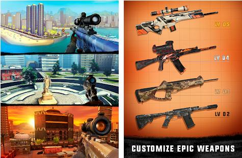 Sniper 3D Assassin Gun Shooter Mod Apk Latest