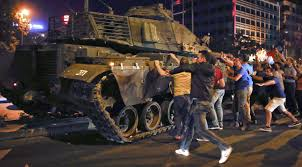 Attempted coup in Turkey