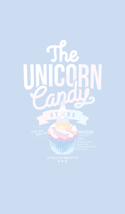 The Unicorn Candy Store