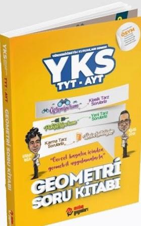 Metin YKS Geometri Soru Kitabı PDF