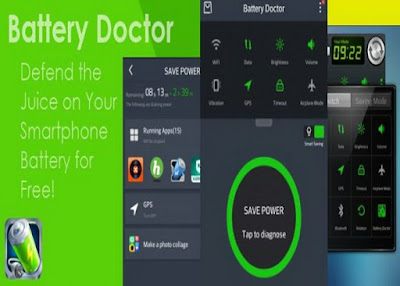 BATTERY SAVER APPLICATION ANDROID PHONES – BATTERY DOCTOR