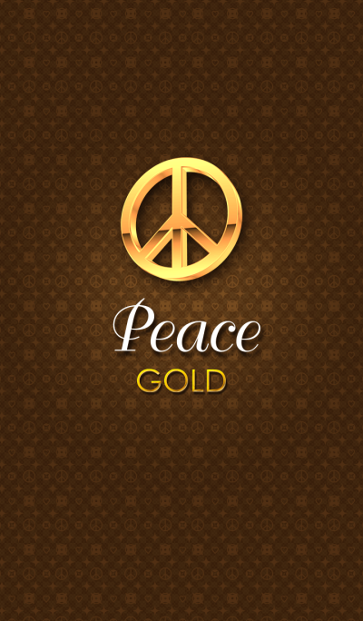 Peace Gold.