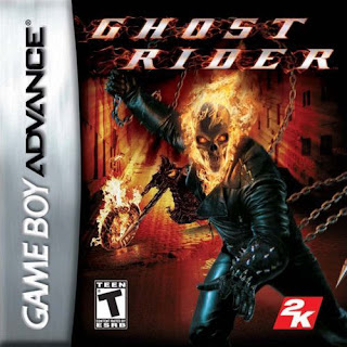 Rom de Ghost Rider - PT-BR - GBA - Download
